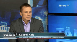 Attorney-at-law Kaarel Kais has commented at the request of Tallinna TV on issues related to publishing of Edgar Savisaar's criminal case materials.